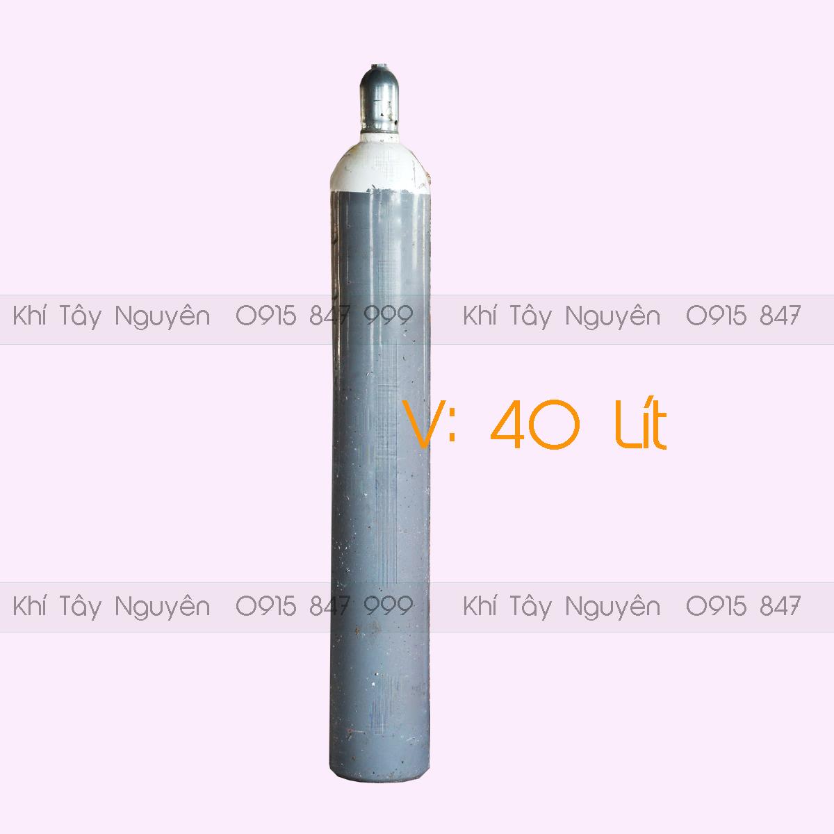 Bình Oxy 50 Lít