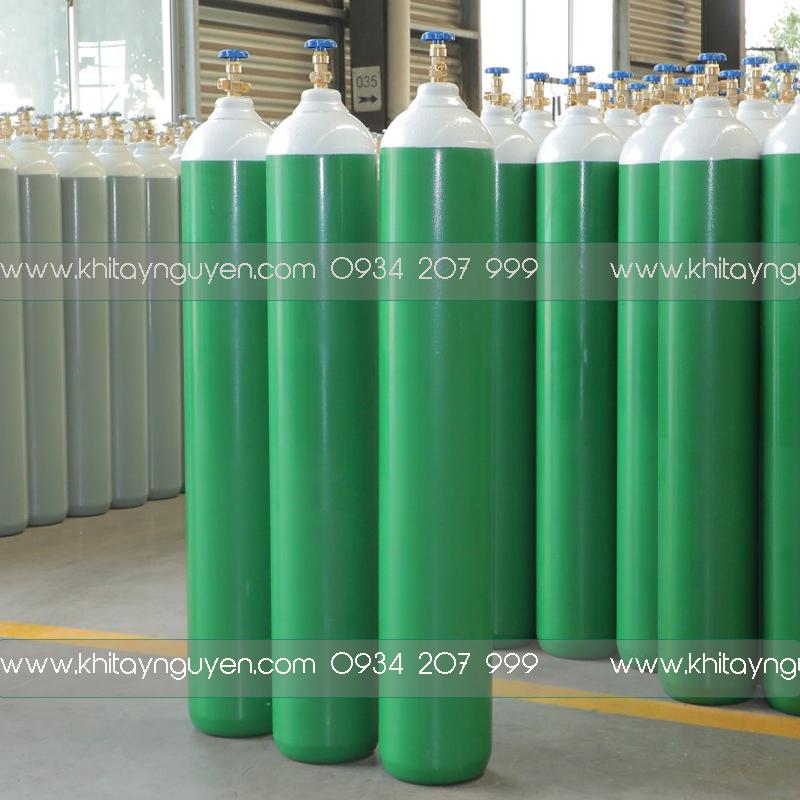 Bình khí Oxy 40 Lít