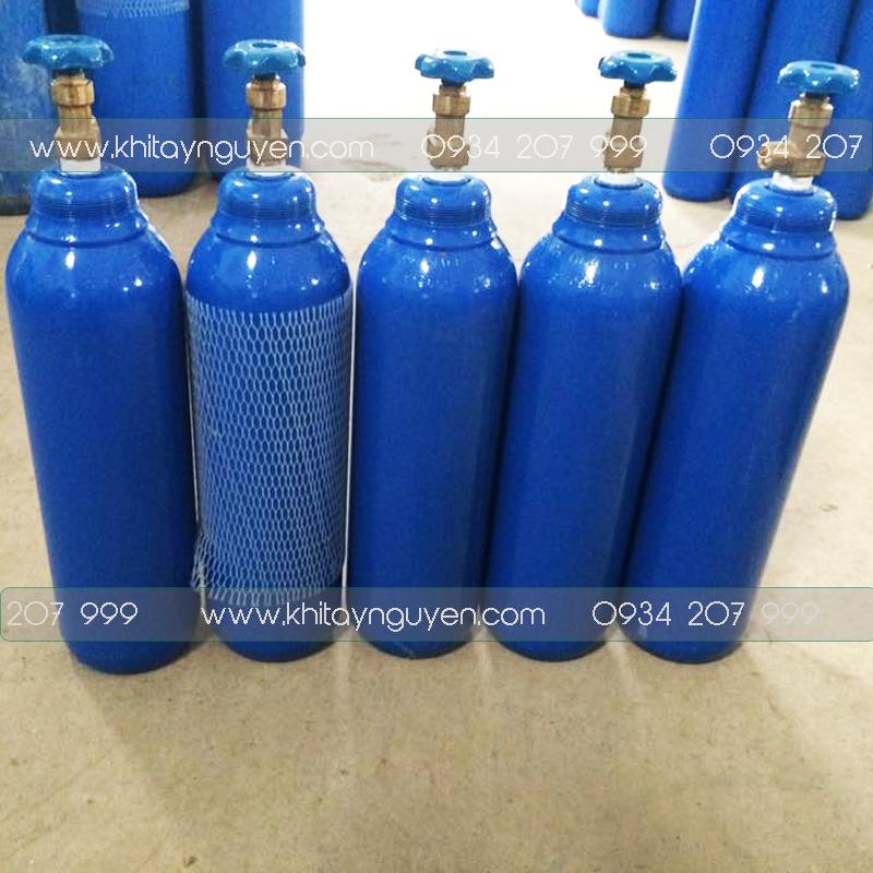Bình khí Co2 5 Lít